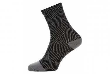 GORE Wear C3 Mid Socks black grey