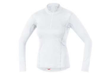 GORE Wear M Women Base Layer Thermo Turtleneck white