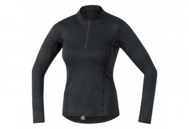 Sous-Maillot Thermique Femme GORE Wear M Thermo Turtleneck Noir