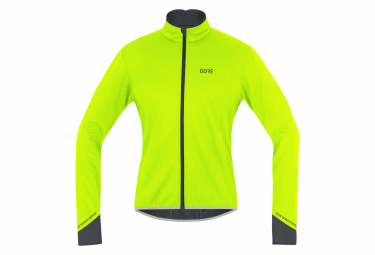 GORE Wear C5 Windstopper Wear Thermo Jacket neon yellow black