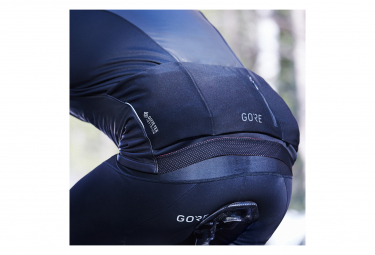 Veste Thermique GORE Wear C5 Gore-Tex Infinium Soft Noir Jaune