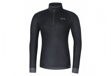 GORE Wear M Thermo Light Shirt black terra grey