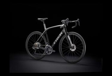 Vélo de Route Trek Domane SLR 7 Disc Shimano Ultegra Di2 11V Gris / Argent