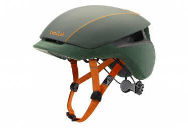 Bolle Helmet Messenger Standard Khaki Orange S  51 54cm