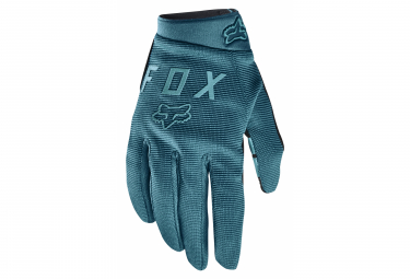 Long Gloves Fox Ranger Gel Blue