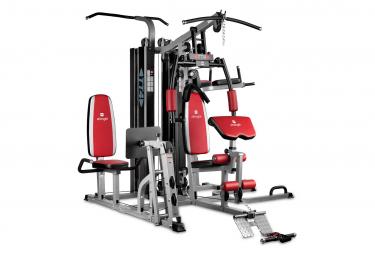 TT4 G159 - Appareil de musculation - Plus de 15 exercices différents - 4 postes simultanés - 100 Kg