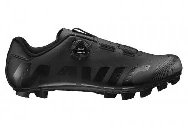 Mavic Crossmax Boa MTB Shoes Black