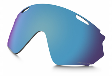 OAKLEY Replacement Glass WIND JACKET 2.0 Prizm Sapphire