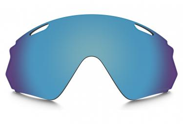 Verre de Remplacement Oakley Wind Jacket 2.0 Prizm Sapphire
