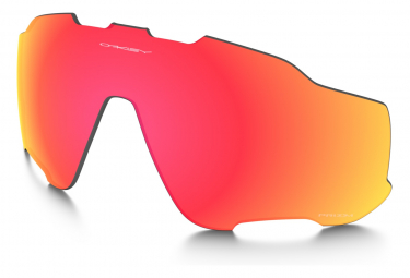 OAKLEY Replacement Glass JAWBREAKER Prizm Ruby