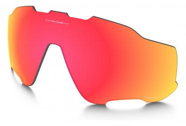 Verre de Remplacement Oakley Jawbreaker Prizm Ruby