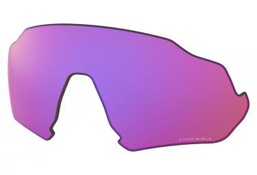 Vetro di ricambio per Oakley Flight Jacket Prizm Road