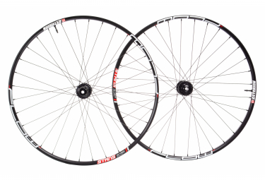 Pair of Asterion Flow 29 '' Wheels | Boost 15x110 - 12x148 mm | XD body - Shimano / Sram