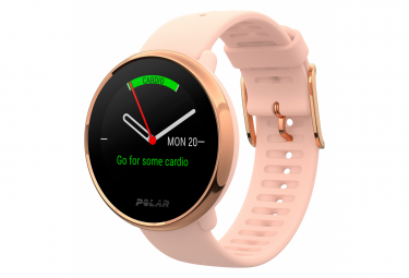 Polar Ignite GPS Watch Rose Gold
