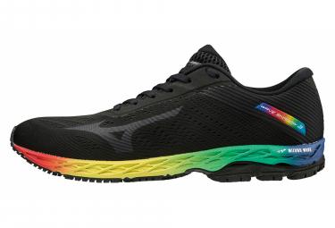 Zapatillas Mizuno Wave Shadow 3 para Hombre Negro / Multicolor