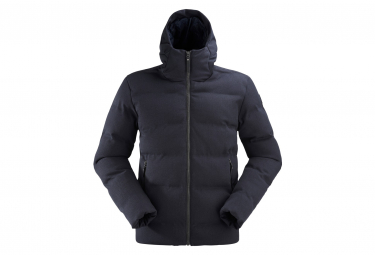 Eider Down Jacket Twin Peaks District Hoodie 2.0 Black Men