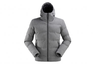 Eider Down Jacket Twin Peaks District Hoodie 2.0 Grey Men