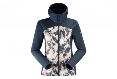 Eider Down Venosc Women's Hybrid Jacket Blue Camo