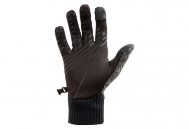 Image of Paire de gants hiver eider wooly grip 3 0 noir unisex s