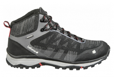 Lafuma Hiking Shoes Shift Climactive Mid Grey Black Men 43 1 3