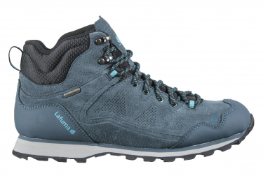 Lafuma Hiking Shoes Apennins Climactive Mid Blue Women