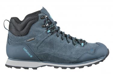 Image of Chaussures de randonnee femme lafuma apennins climactive mid bleu 40