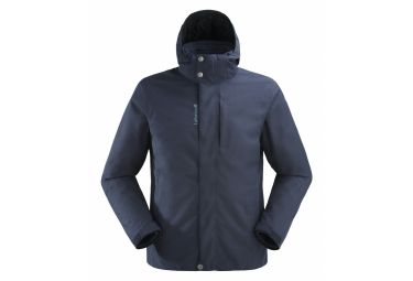 Lafuma Waterproof Jacket Jaipur GTX 2L 3 in 1 Blue Men