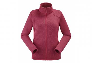 Lafuma Fleece Cali F-Zip Red Women