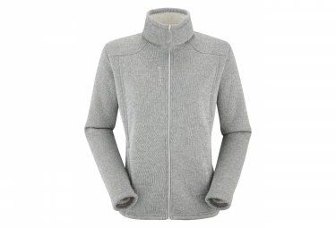Lafuma Fleece Cali F-Zip Grey Women