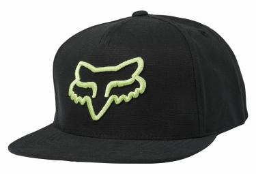 Gorra Fox Instill Negra   Verde
