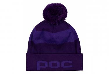 Poc Jaquard Beanie Ametist Purple / Dark Ametist Purple