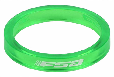 FSA Steering Spacer 1''1 / 8 '' Polycarbonate Green