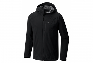 Mountain Hardwear Stretch Ozonic 2.0 Waterproof Thermal Jacket Black