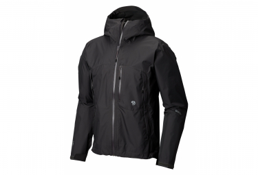 Mountain Hardwear Exposure 2 GTX Paclite Waterproof Jacket Black Men