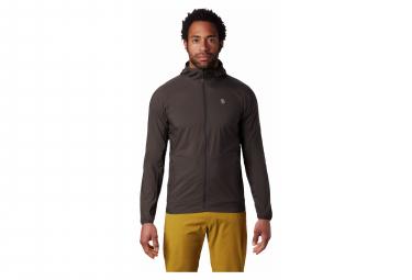 Mountain Hardwear Jacket Kor Preshell Black
