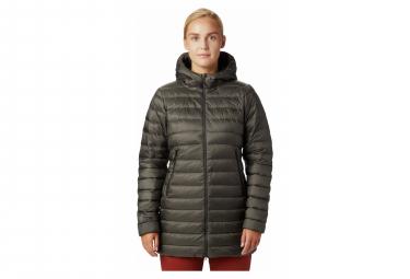 Mountain Hardwear Down Jacket Rhea Ridge Black Women