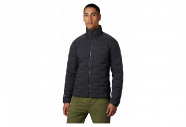 Mountain Hardwear Down Jacket Super DS Black