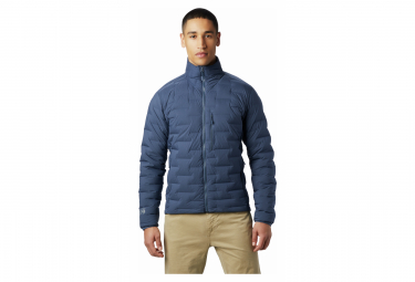 Mountain Hardwear Down Jacket Super DS Blue