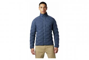 Mountain Hardwear Down Jacket Super Ds Blue L