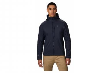 Mountain Hardwear Thermal Jacket Kor Strata Blue Men