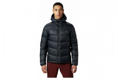 Mountain Hardwear Hoodie Mt. Eyak Down Jacket Black Men