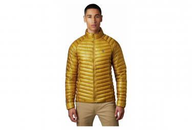 Mountain Hardwear Down Jacket Ghost Whisperer 2 Yellow