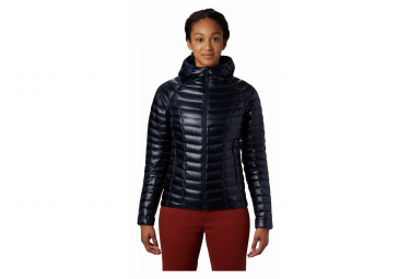 Image of Doudoune femme mountain hardwear ghost whisperer 2 bleu s