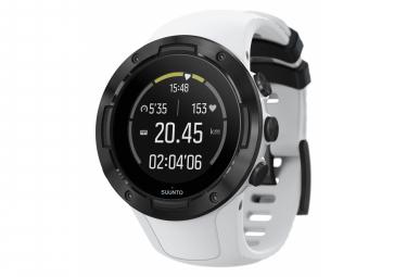 Reloj GPS Suunto 5 Blanco Negro