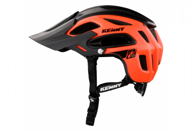 Casque Kenny Enduro S3 Noir / Orange