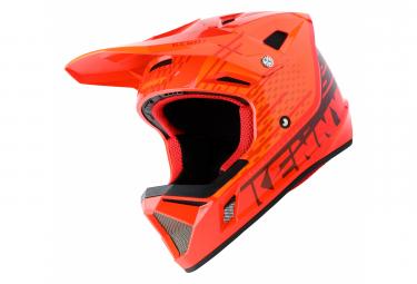 Casque Intégral Kenny Decade Rouge / Orange