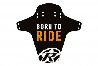 Garde-Boue Avant Reverse Born To Ride Orange Fox
