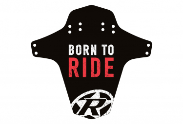 Avant Born To Ride Red Front Fender