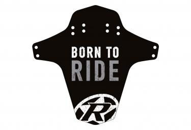 Garde-Boue Avant Reverse Born To Ride Gris