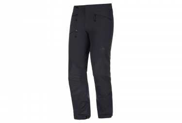 Mammut Courmayeur Softshell Pants Black Men